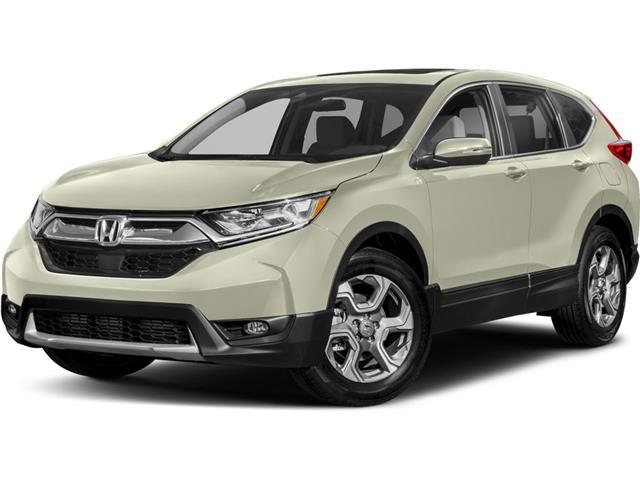 New 2018 Honda CR-V EX  - Vancouver - Carter Honda