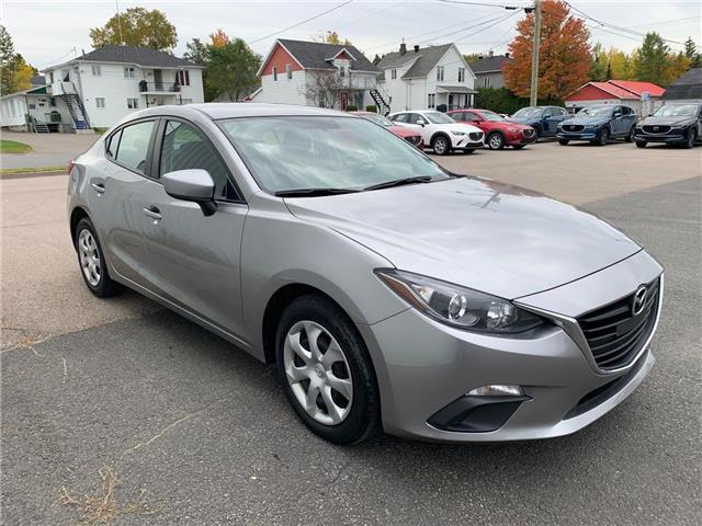 2016 Mazda Mazda3  (Stk: 1198) in Alma - Image 1 of 8