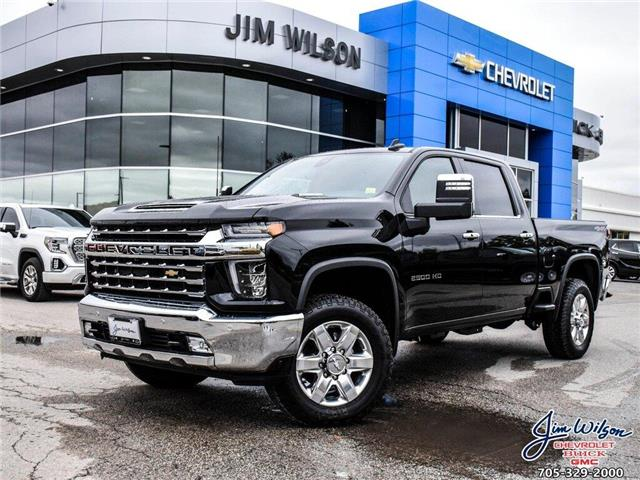 2020 Chevrolet Silverado 2500HD LTZ (Stk: 20202) in Orillia - Image 1 of 30