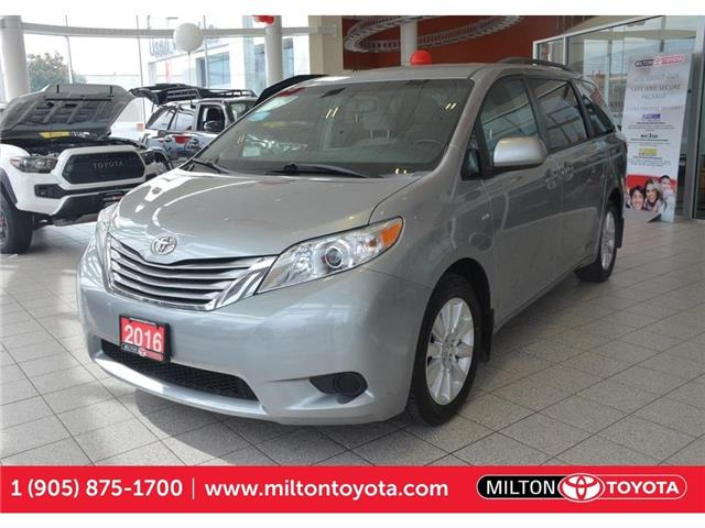 2016 Toyota Sienna  (Stk: 142316) in Milton - Image 1 of 37