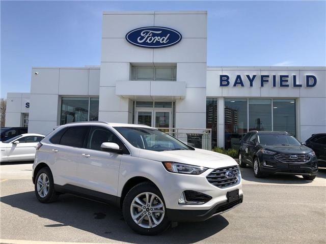 2019 Ford Edge SEL (Stk: ED19510) in Barrie - Image 1 of 49