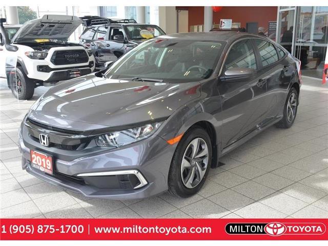 2019 Honda Civic LX (Stk: 000310) in Milton - Image 1 of 36
