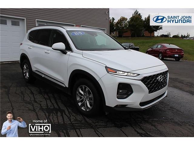 2019 Hyundai Santa Fe  (Stk: U2345) in Saint John - Image 1 of 22