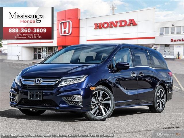 2020 Honda Odyssey Touring (Stk: 327222) in Mississauga - Image 1 of 23