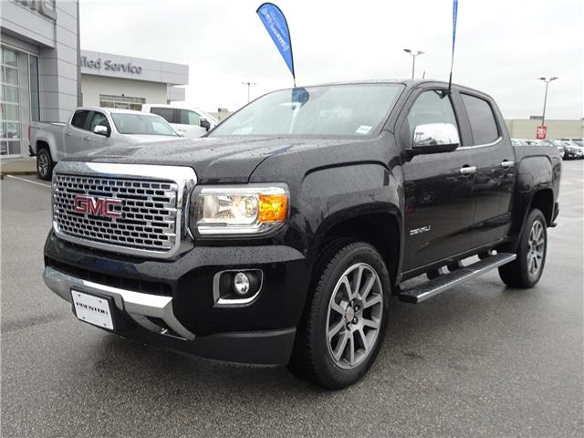 2020 GMC Canyon Denali (Stk: 0200990) in Langley City - Image 1 of 6