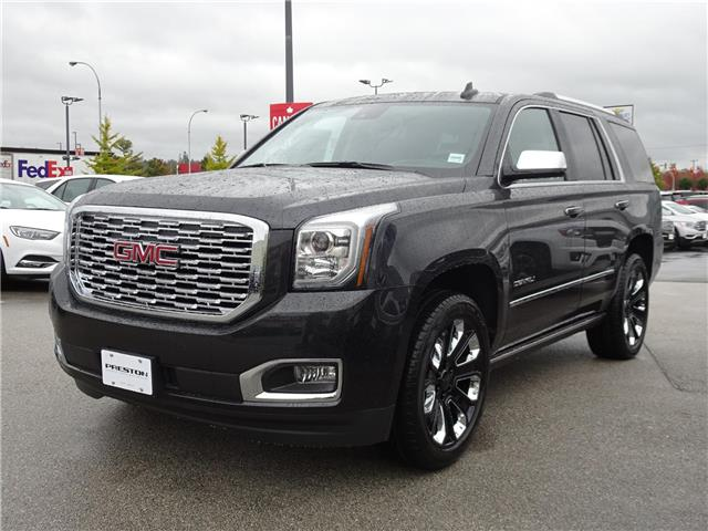 2020 GMC Yukon Denali (Stk: 0201320) in Langley City - Image 1 of 6