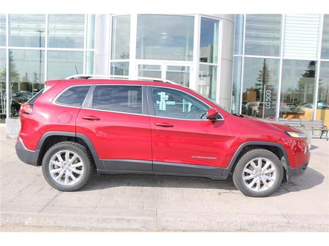 2016 Jeep Cherokee Limited (Stk: 200056A) in Calgary - Image 2 of 7