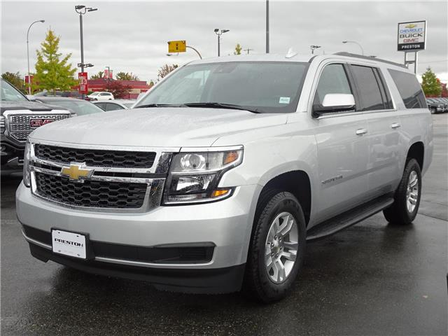 2020 Chevrolet Suburban LT (Stk: 0201440) in Langley City - Image 1 of 6