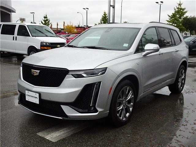 2020 Cadillac XT6 Sport (Stk: 0200360) in Langley City - Image 1 of 5