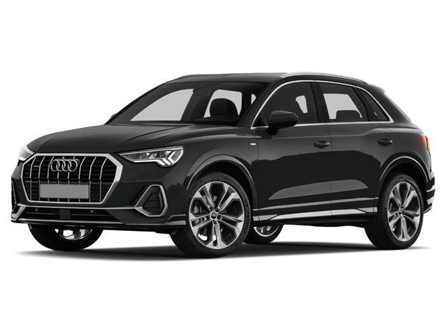 2020 Audi Q3 45 Progressiv (Stk: N5412) in Calgary - Image 1 of 3