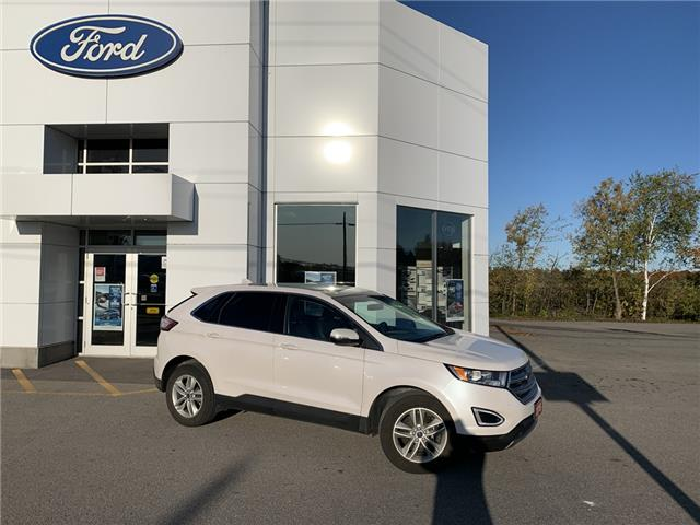 2018 Ford Edge SEL (Stk: 19536A) in Smiths Falls - Image 1 of 1