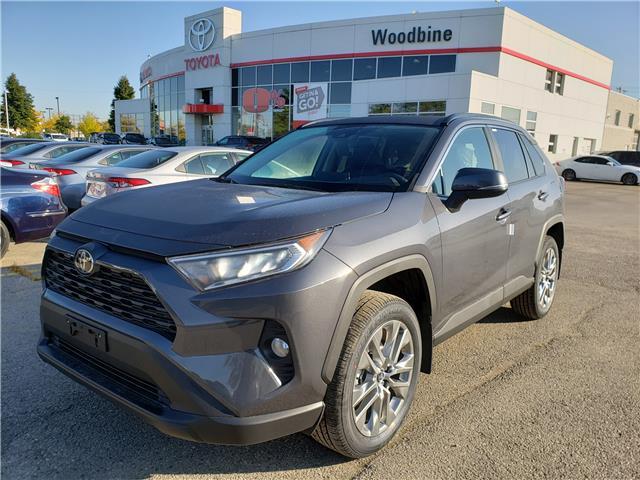 2019 Toyota RAV4 XLE (Stk: 9-1261) in Etobicoke - Image 1 of 4
