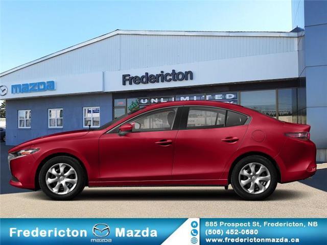 2019 Mazda Mazda3 GX Manual FWD (Stk: 19100) in Fredericton - Image 1 of 1