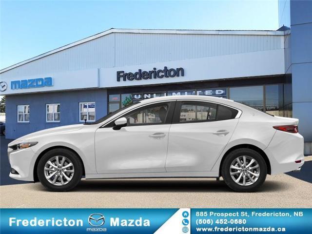 2019 Mazda Mazda3 GS Auto i-Active AWD (Stk: 19089) in Fredericton - Image 1 of 1