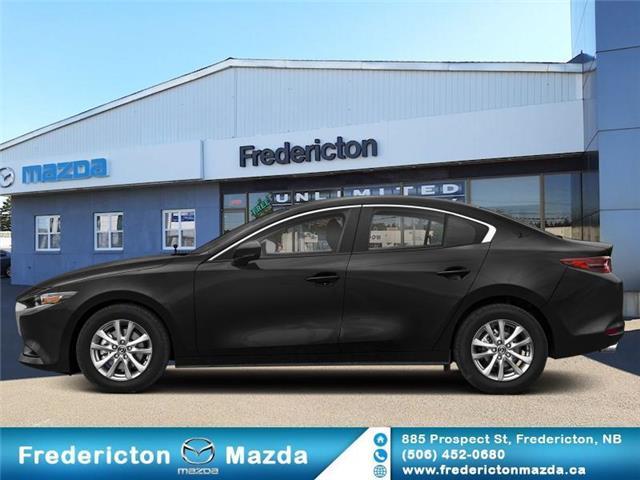 2019 Mazda Mazda3 GS Auto i-Active AWD (Stk: 19071) in Fredericton - Image 1 of 1