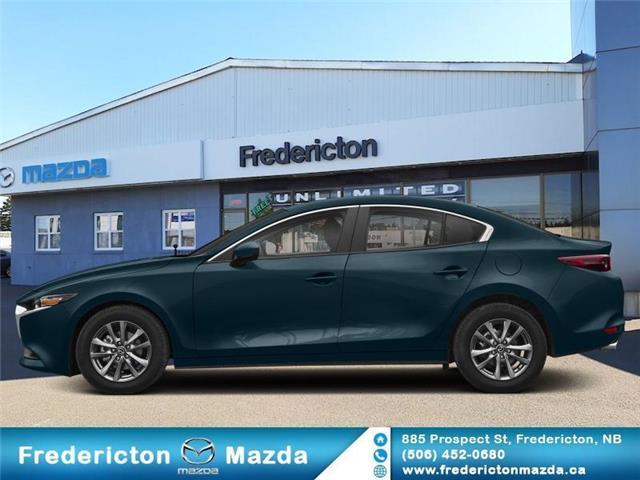 2019 Mazda Mazda3 GS Auto FWD (Stk: 19081) in Fredericton - Image 1 of 1