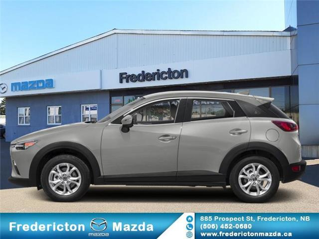 2019 Mazda CX-3 GS AWD (Stk: 19164) in Fredericton - Image 1 of 1