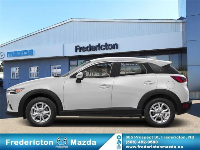 2019 Mazda CX-3 GS AWD (Stk: 19017) in Fredericton - Image 1 of 1