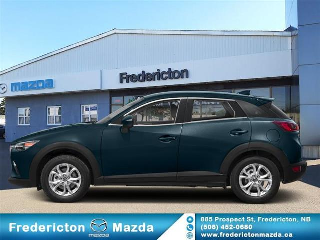 2019 Mazda CX-3 GS AWD (Stk: 19252) in Fredericton - Image 1 of 1