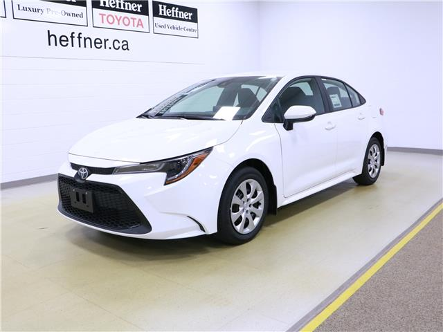 2020 Toyota Corolla LE (Stk: 200345) in Kitchener - Image 1 of 3