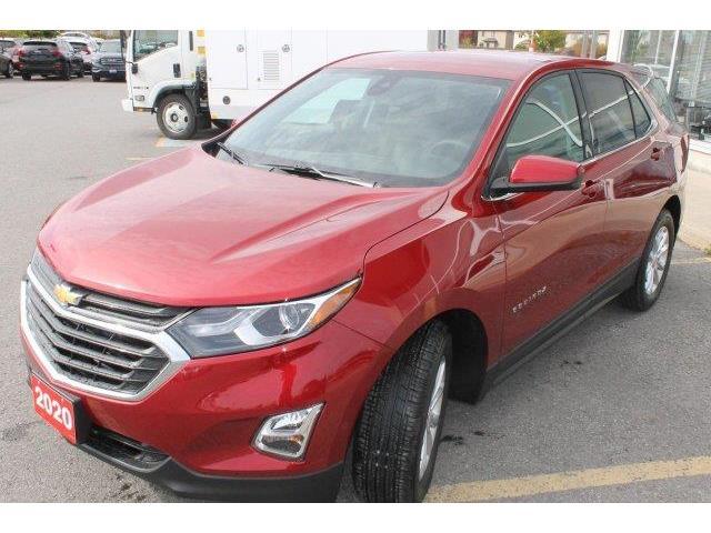 2020 Chevrolet Equinox LT (Stk: 48372) in Carleton Place - Image 1 of 19