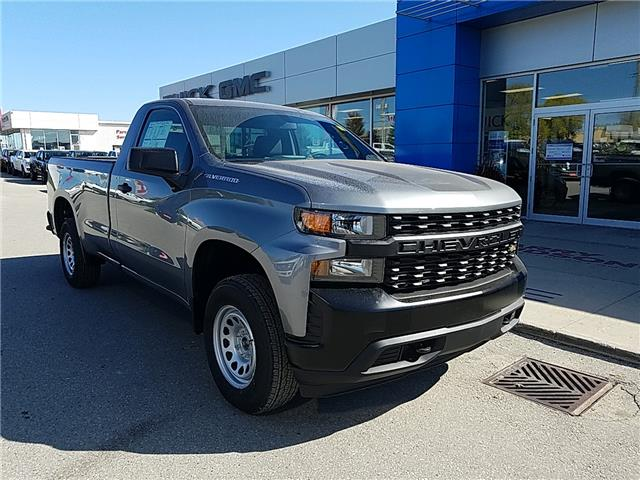 2020 Chevrolet Silverado 1500 Work Truck (Stk: 20-231) in Listowel - Image 1 of 10