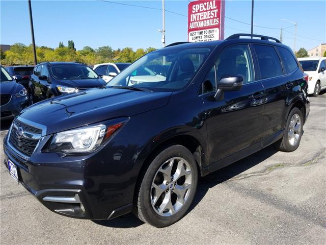 2018 Subaru Forester 2.5i Limited (Stk: 536629) in Cambridge - Image 1 of 27