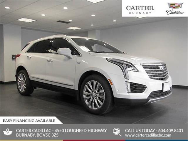 2019 Cadillac XT5 Platinum (Stk: C9-05580) in Burnaby - Image 1 of 24