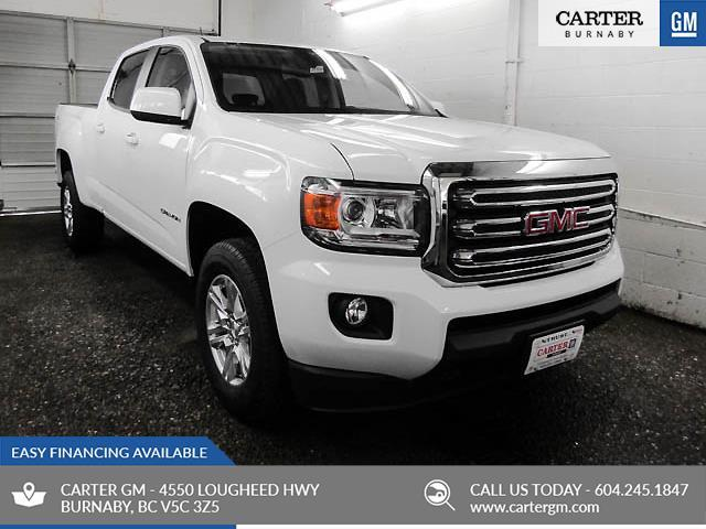 2019 GMC Canyon SLE (Stk: 89-97300) in Burnaby - Image 1 of 13