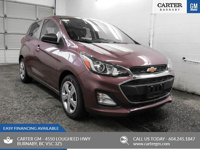 2019 Chevrolet Spark LS CVT (Stk: 49-00400) in Burnaby - Image 1 of 12