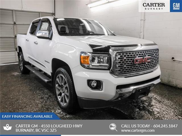 2019 GMC Canyon Denali (Stk: 89-45170) in Burnaby - Image 1 of 11