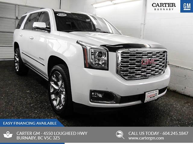 2019 GMC Yukon Denali (Stk: 89-77180) in Burnaby - Image 1 of 14