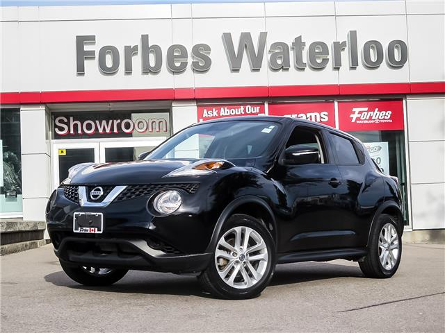 2016 Nissan Juke  (Stk: 95602A) in Waterloo - Image 1 of 24