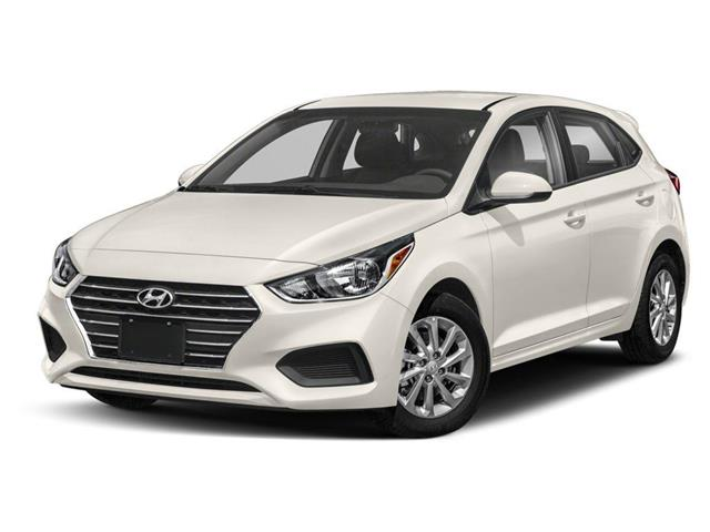 2020 Hyundai Accent Preferred IVT (Stk: 34859) in Brampton - Image 1 of 9