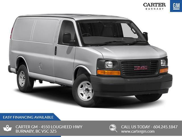 2019 GMC Savana 3500 Work Van (Stk: 89-8439A) in Burnaby - Image 1 of 1
