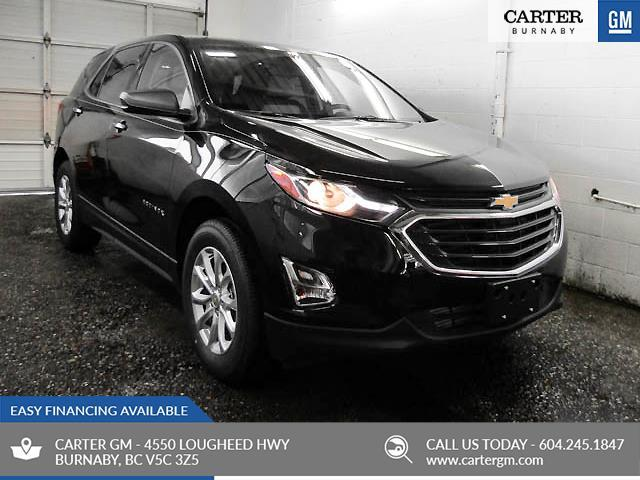 2019 Chevrolet Equinox LS (Stk: Q9-30180) in Burnaby - Image 1 of 11