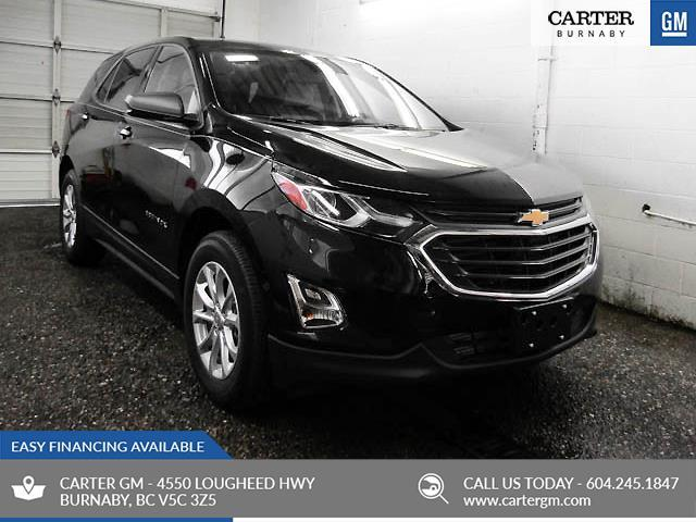 2019 Chevrolet Equinox LS (Stk: Q9-38880) in Burnaby - Image 1 of 11