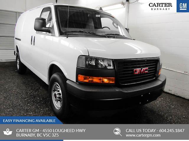 2019 GMC Savana 3500 Work Van (Stk: 89-14950) in Burnaby - Image 1 of 13