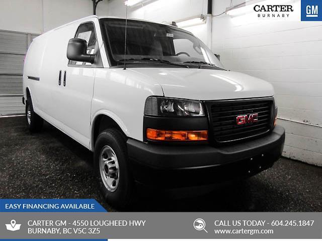 2019 GMC Savana 2500 Work Van (Stk: 89-74420) in Burnaby - Image 1 of 13