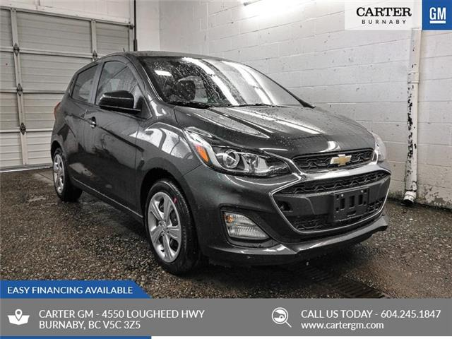 2020 Chevrolet Spark LS Manual (Stk: 40-39700) in Burnaby - Image 1 of 8
