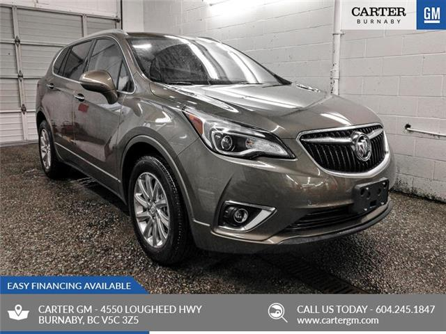 2019 Buick Envision Essence (Stk: E9-75160) in Burnaby - Image 1 of 11