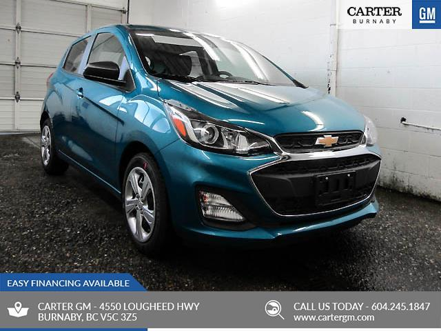 2020 Chevrolet Spark LS Manual (Stk: 40-40170) in Burnaby - Image 1 of 12