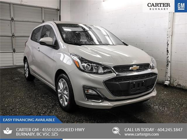 2020 Chevrolet Spark 1LT CVT (Stk: 40-55590) in Burnaby - Image 1 of 11