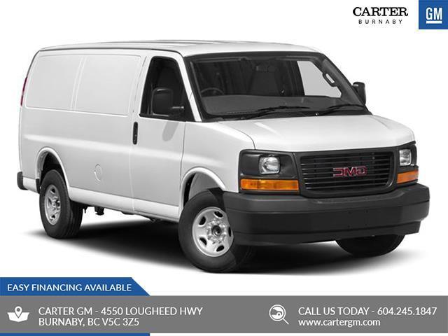 2019 GMC Savana 2500 Work Van (Stk: 89-59490) in Burnaby - Image 1 of 1