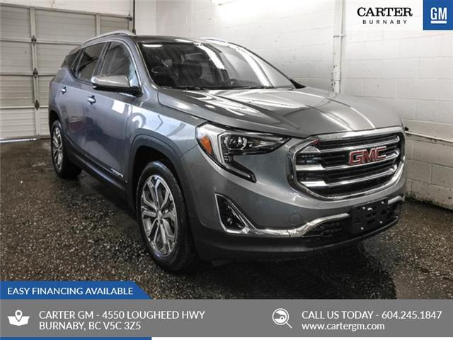2019 GMC Terrain SLT (Stk: 79-69710) in Burnaby - Image 1 of 11
