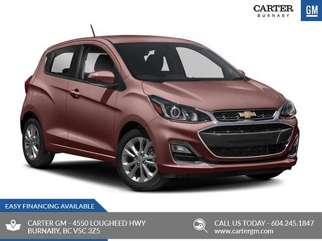 2020 Chevrolet Spark LS Manual (Stk: 40-15600) in Burnaby - Image 1 of 1