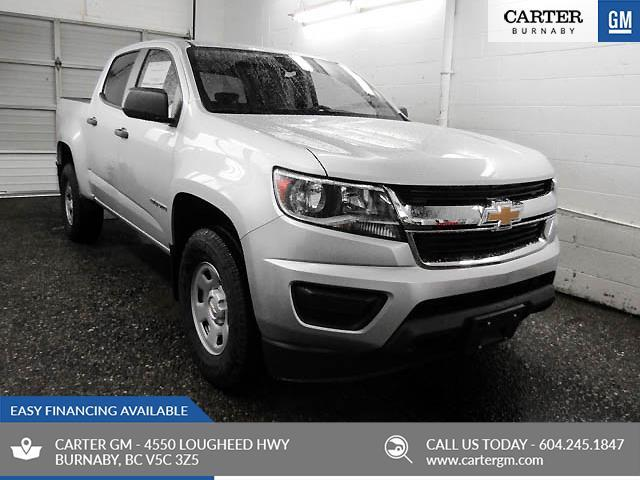 2020 Chevrolet Colorado WT (Stk: D0-00950) in Burnaby - Image 1 of 13