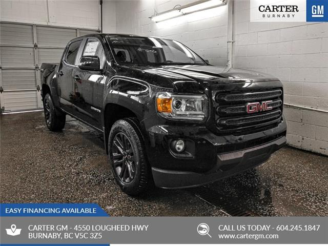 2019 GMC Canyon SLE (Stk: 89-08850) in Burnaby - Image 1 of 11