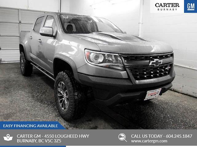 2020 Chevrolet Colorado ZR2 (Stk: D0-18680) in Burnaby - Image 1 of 13