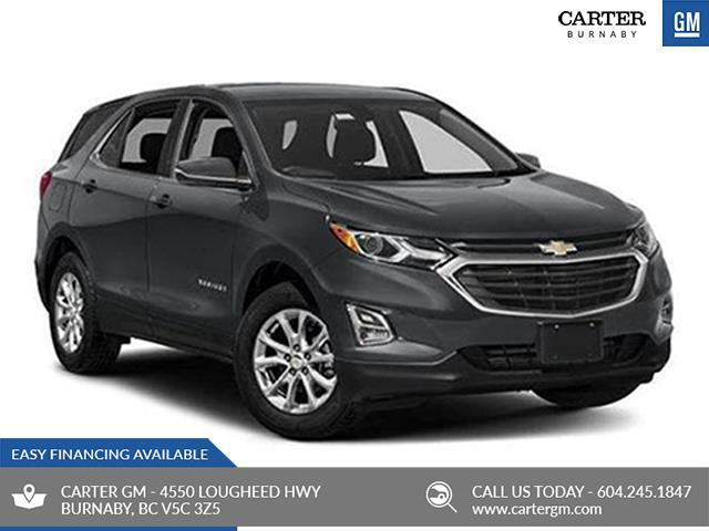 2020 Chevrolet Equinox LS (Stk: Q0-76460) in Burnaby - Image 1 of 1